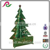 paper crafts die cutting christmas tree design paper greeting card printing
