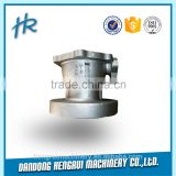 Stainless Steel Valve Body With Process Of Silica Sol Precision Casting
