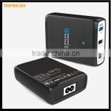 Wholesale 65W QC2.0 Universal Travel Adapter With Multi USB Charger Station For iphone Android