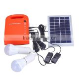 Home Portable Solar LED Lighting System for Outdoor Camping Or Garden                                                                         Quality Choice