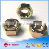 Wholesale DIN 933/931 Hex galvanized nuts and Hex flange nuts                                                                         Quality Choice