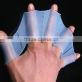 Hot selling Soft Silicone Swimming Fins Hand Webbed/ Flippers Swim Gear Training Gloves
