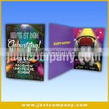 2015 Happy Birthday Light And Music Greeting Cards With Movement, Music Greeting Card, Greeting Card