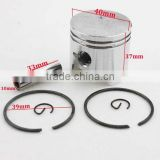 2-stroke 47cc Pocket Mini Bike ATV Quad Engine Parts 40mm Piston