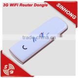 Qualcomm HSDPA Wireless Router 3G 21.6Mbps USB Router