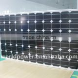 Solar Panel Manufacturers in China,Monocrystalline Silicon Solar Cell/Pv Solar Panel Price 200W