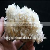 Topaz Quartz Crystal Mineral Clusters / Decorative Crystal Cluster Wholesale