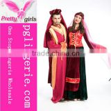 Wholesale lovers' costume sexy national costumes arabic dance costumes