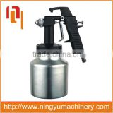 1000ml suction type pneumatic low pressure spray gun