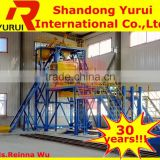 automatic construction material partition wall board machine/heat insulation eps sandwich panel machine/equipment machinery
