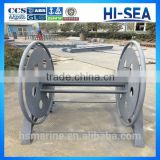 Marine Mooring Fiber Wire Reel/Synthetic Fiber Rope Reel