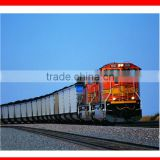 Changzhou China Railway Freight Union Train Logistics Freight Wagon Service To Worldwide