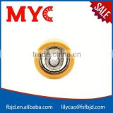 Hot sale top quality low price plastic pulley bearing for aluminium windows