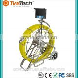 Professional Industrial Plumbing CCTV Water Leak Detector of Pipe Inspection Camera With 512HZ Transmitter