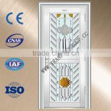 Cheap stainless steel apartment building entry doors