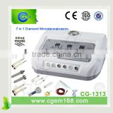 CG-708 5 In 1 Hydro Dermabrasion Water Oxygen Skin Rejuvenation Jet Peel Machine For Skin Rejuvenation Skin Lift Microdermabrasion
