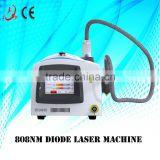 Permanent Hair Removal 808nm Diode Laser Beauty Equipment For Any Type Of Hair FP