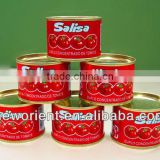 chinese manfacturer New Orient Pure Tomato Paste Canned Food Pasta halal food tomato ketchuop