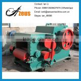 Commercial use wood chipping machine