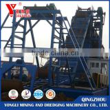 hot selling river sand mining equipment