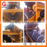 Widely used in power plants and construction site Diesel sand screener machine manufacturer