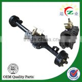 China manufacture 2 speed tricycle rear axle