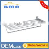 Stainless Steel 304 Bathroom Shelf/ Wall Mounted Bathroom Towel Shelf