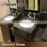Newstar China Banjo Marble Vanity Top Bathroom Brown Marble Vanity Tops Marble Counter Tops