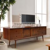 Sideboard tv VINTAGE melamic colour teak wood furniture indonesia