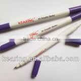 kearing, air erasable pen for memo writing,temporary marking auto disappear marker pen,1.0mm dual tib#AV1005