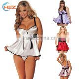 Hsz-085 High quality ladies underwear sexy bra and panties Europen lingerie for fat women sleepwear wholesale