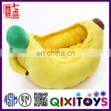 Special design house for cats funny banana bed