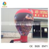 Inflatable giant balloon , firework inflatable balloon , Led light up balloon