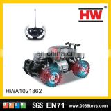 1:14 New design high speed big wheels rc car for kids
