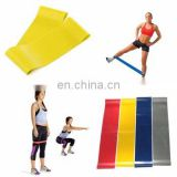 Gym resistance exercise band colorful chest expander resistance band Exercise Loop bands