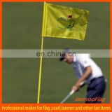 cheap flying golf hole flag