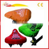 Customized Promotion Bicycle Seat Cover