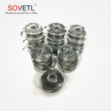 316L Stainless Steel Conductive Thread Bobbin For sewing Lily Pads LEDs To Clothes