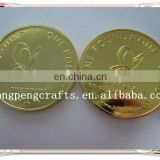Gold Coin -Gold Plated Coin