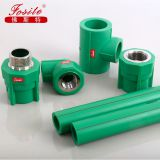 ppr pipe and fittings for water supply