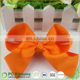 4 inch solid color grosgrain jojo bow