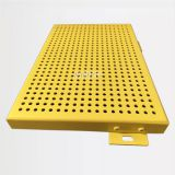 Perforated Aluminum veneer ceiling/ Punched Aluminum panel ceiling/ Customized Aluminum ceiling/ Customized Metal Ceiling