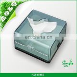 popular Removable Table facial tissue dispenser,napkin paper box