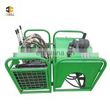 high quality long range engineering jet grouting drilling rig moveable type anchor drill machine with competitive price