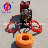 QZ-2C gasoline engine sampling drilling rig/30m small gasoline sampling rig/Portable core sampling rig is light weight