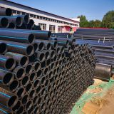 Impact Resistance Pe Plastic Pipe 200mm Hdpe Pipe