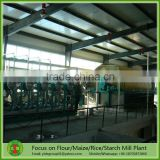 china new good price corn starch plant/maize starch plant