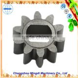 Changzhou Machinery Tractor Machine used Crown Pinion Gears Ring for rotary drilling rig transmission parts