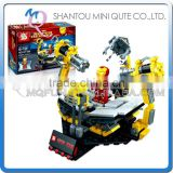 Mini Qute Senye Marvel Avenger super hero disassembly plant Platform building block action figures educational toy NO.SY 304