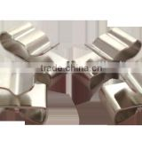 Stainless Steel PV Solar Mounting Cable Clips for Dual Wire and Four Wire